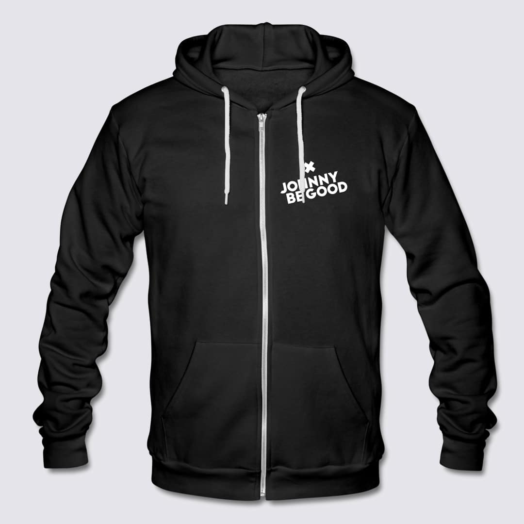 Johnny Be Good Hoodie Front