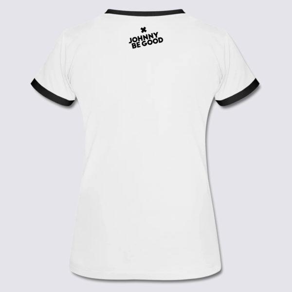 Johnny Be Good – Retro Shirt Women Back