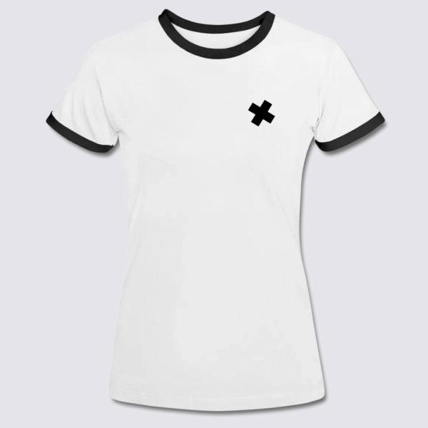 Johnny Be Good – Retro Shirt Women Front