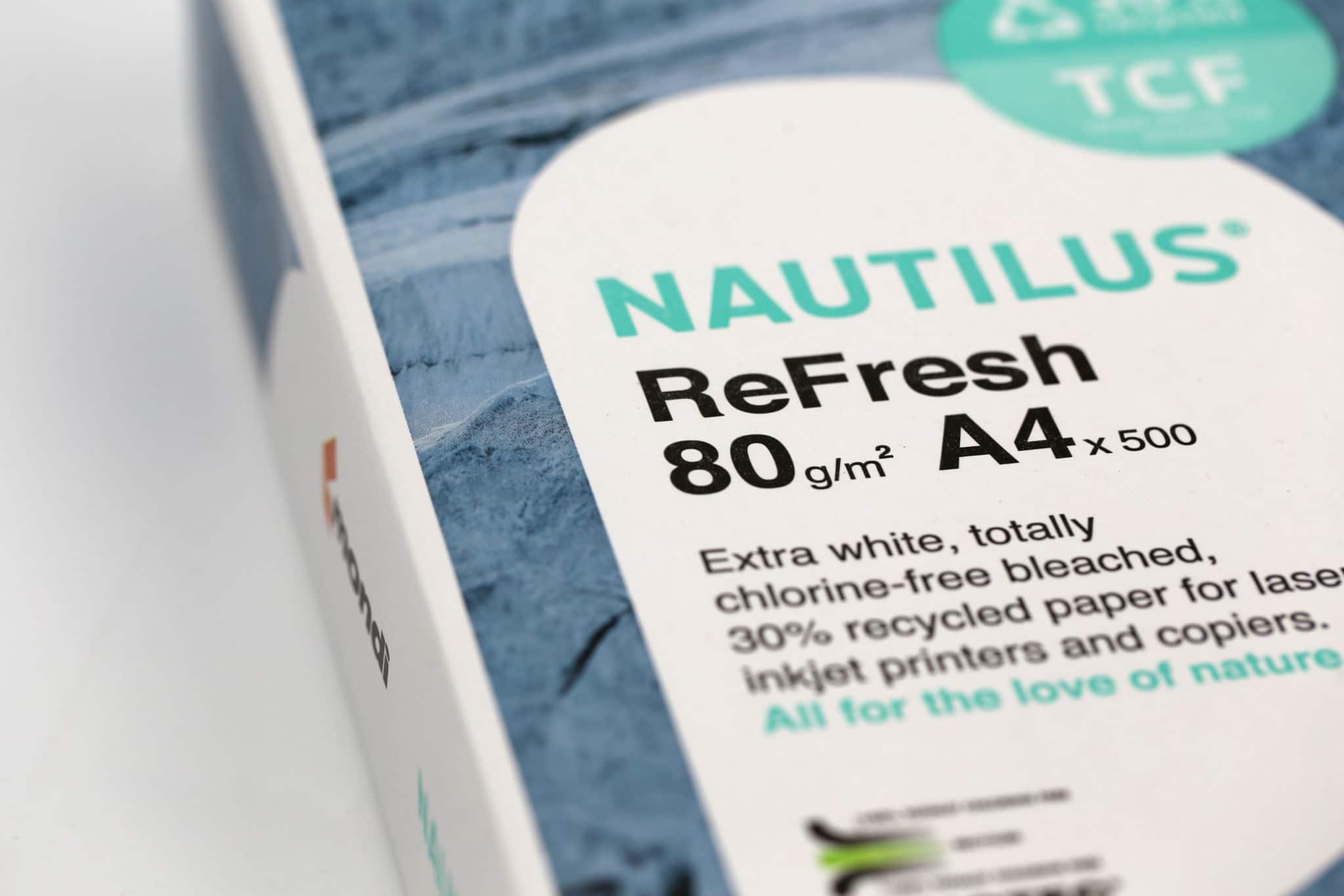 Nautilus Refresh