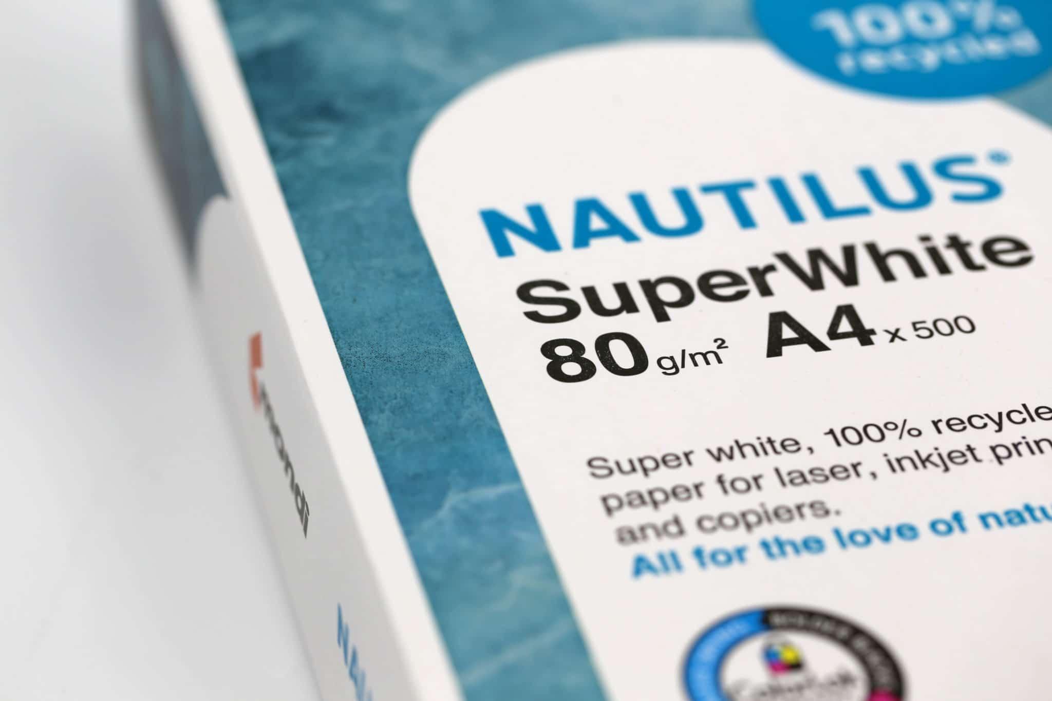 Nautilus SuperWhite