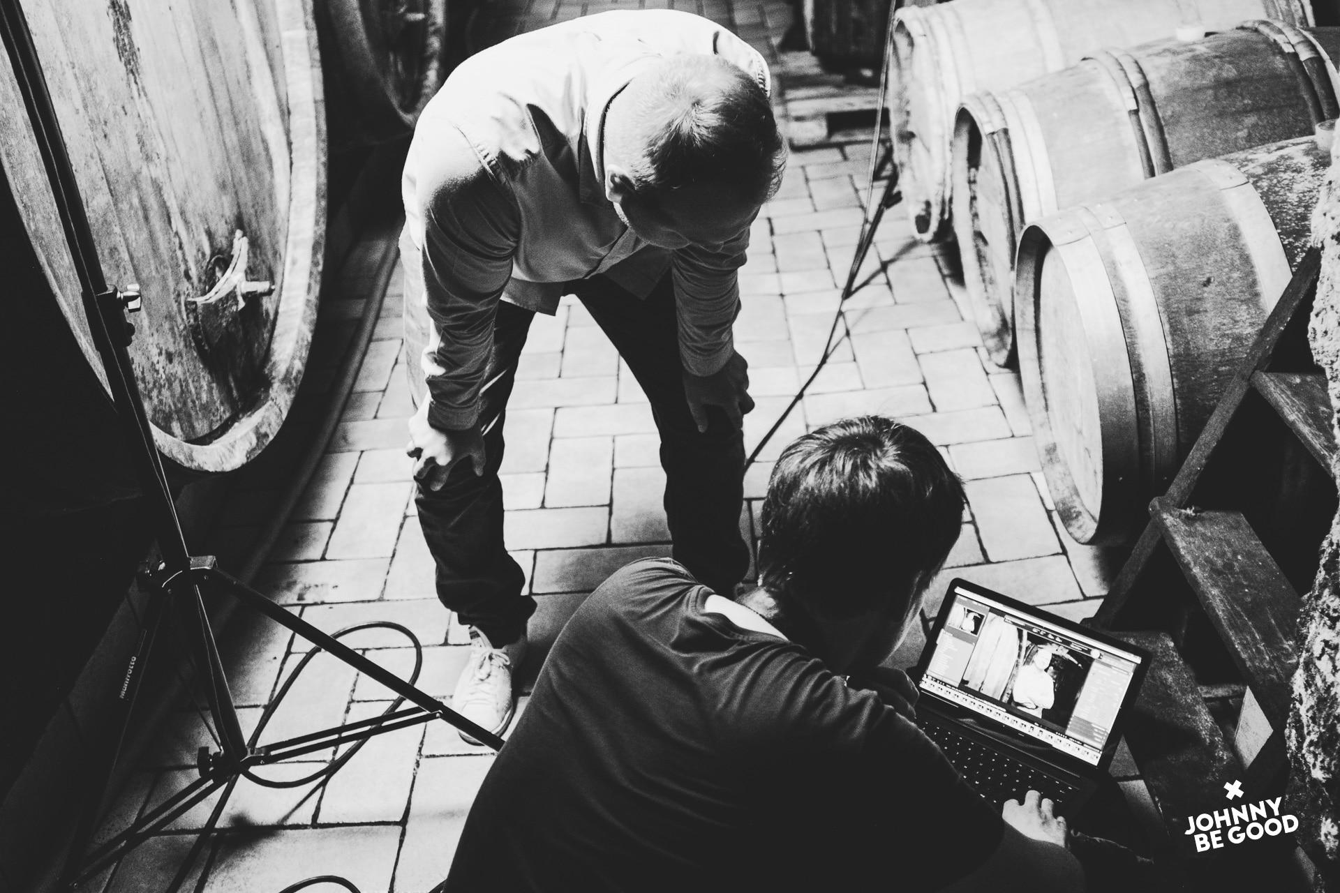 JohnnyBeGood–Wenzl Kast Behindthescenes