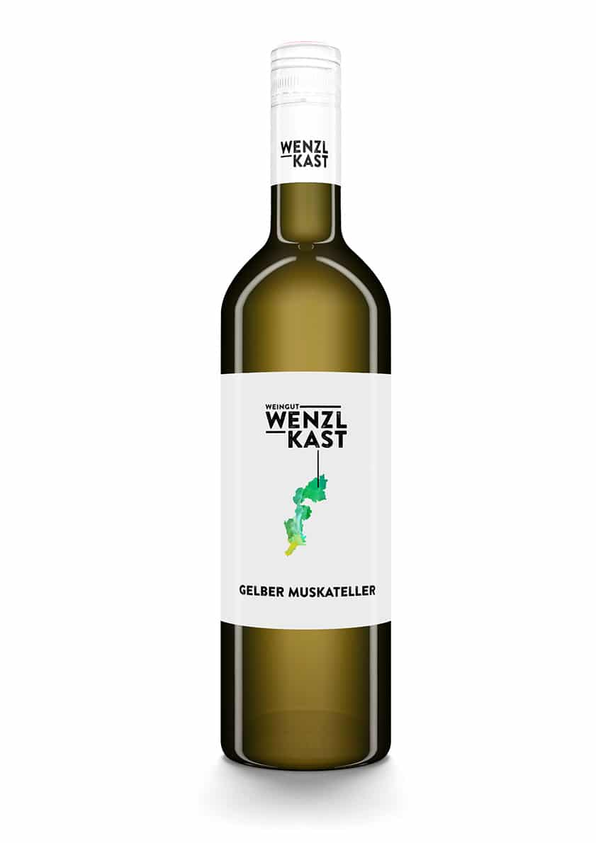 Weinlabel Redesign by Johnny Be Good