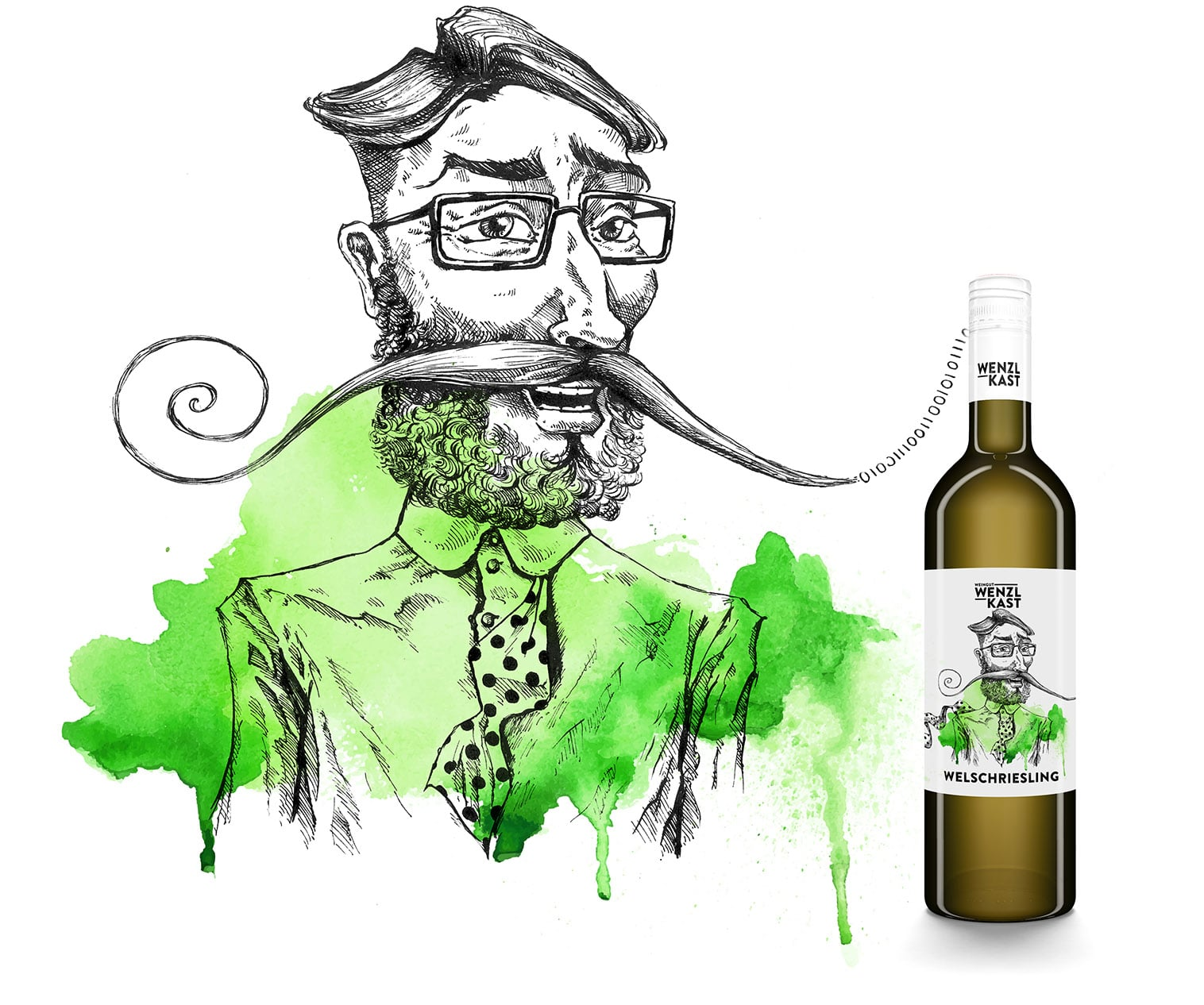 Weingut Redesign by Johnny Be Good