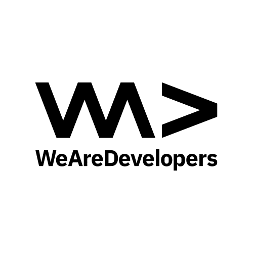 We are developers logo
