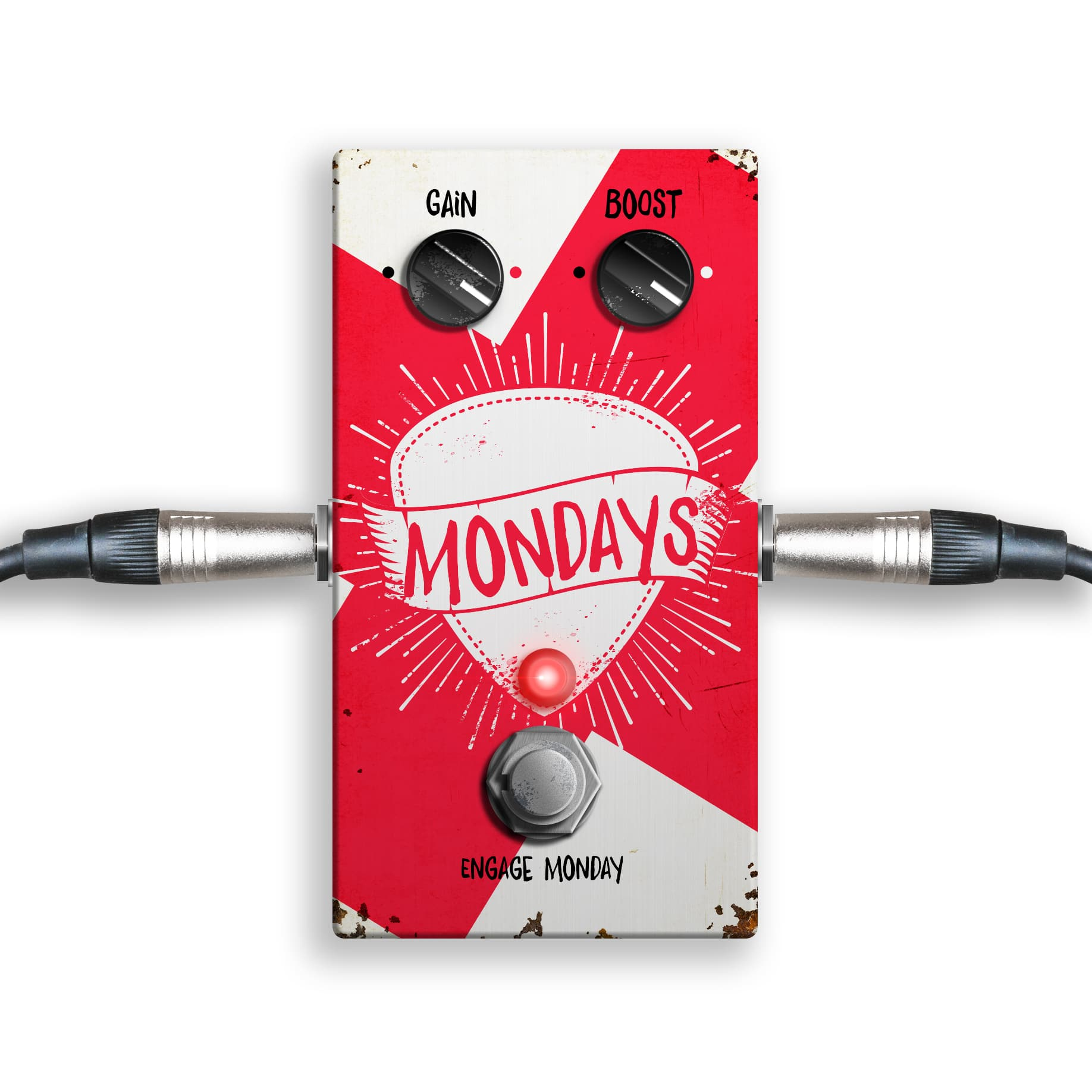 Thank god it's monday – by Johnny Be Good