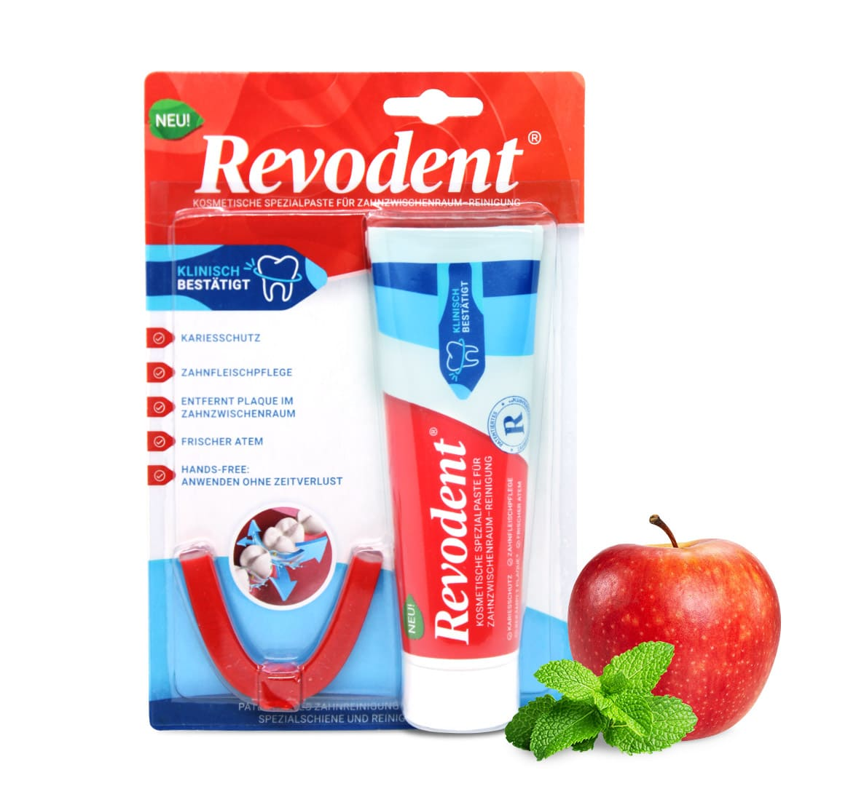 Revodent – Produktdesign by Johnny Be Good
