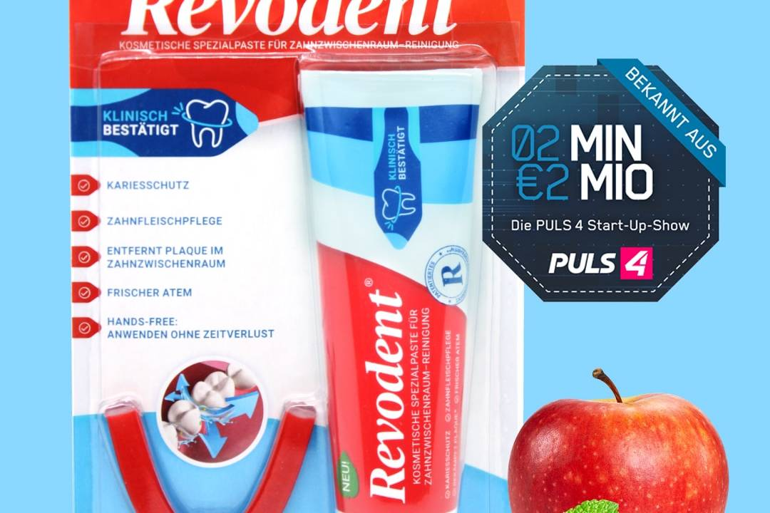 Revodent – Branding by Johnny Be Good Werbeagentur